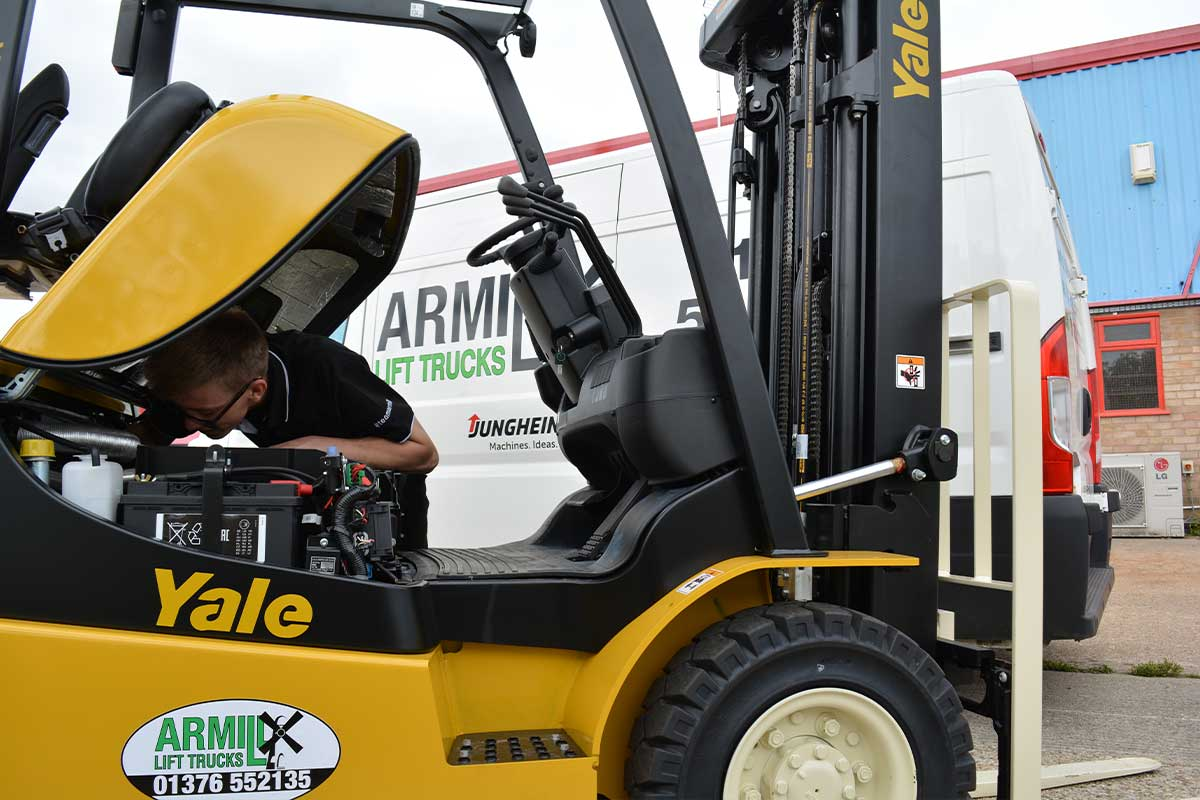 Armill Forklift Service
