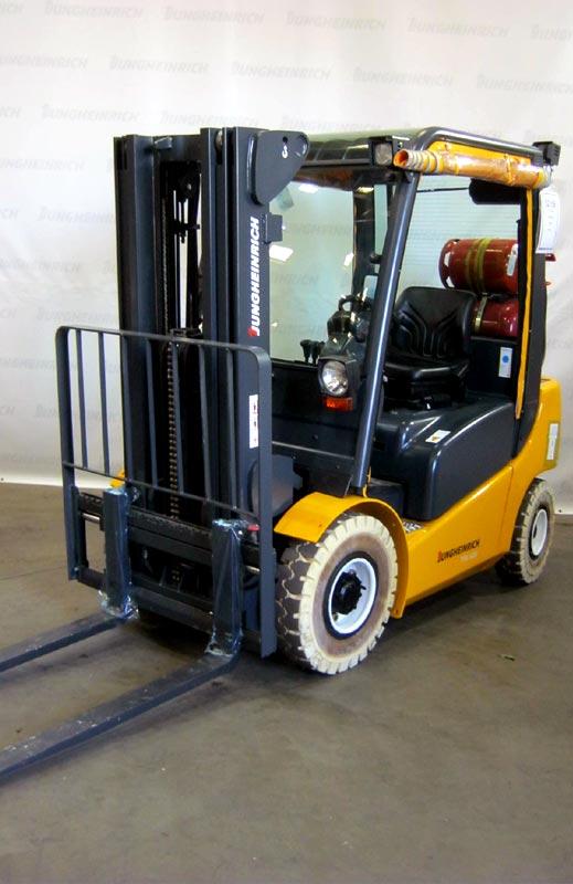 Jungheinrich Gas Forklift
