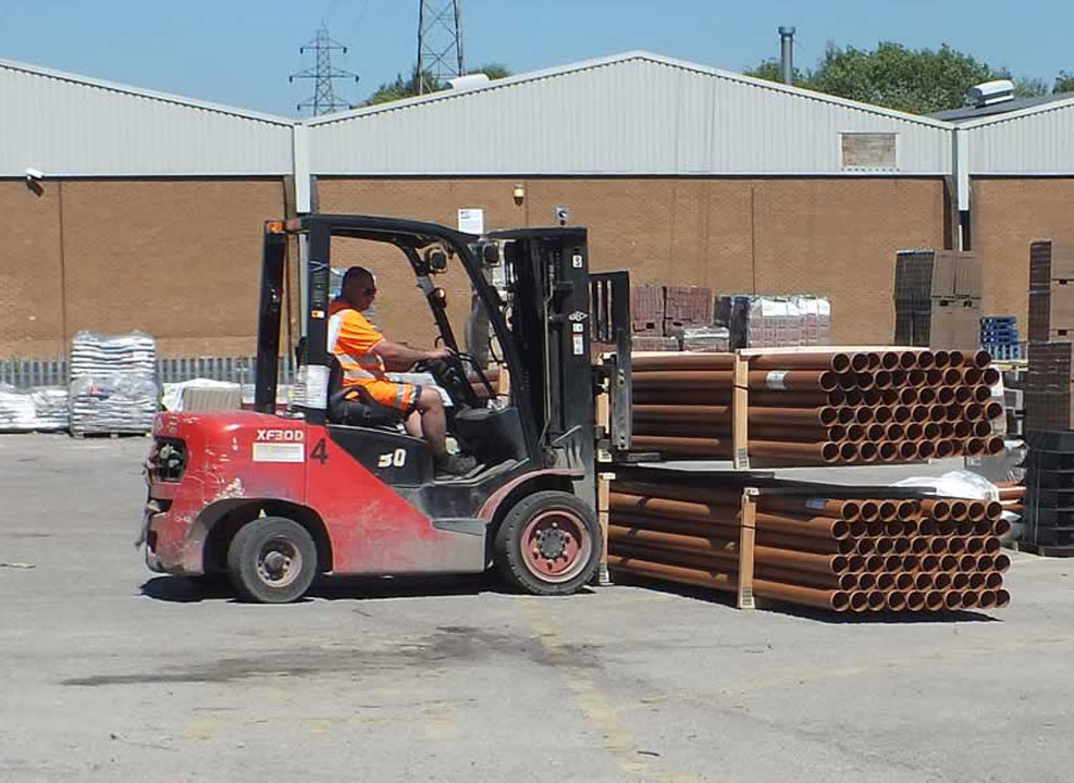 Hangcha LPG Forklift Truck