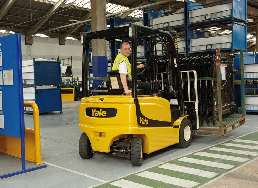 Yale Electric Forklift Trucks
