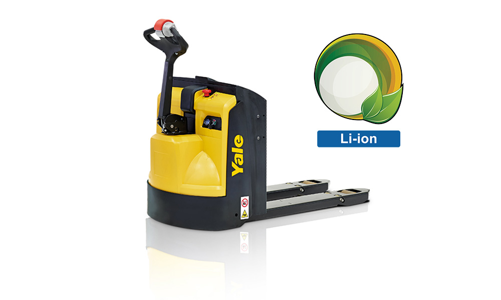 Yale Lithium Ion Pallet Truck